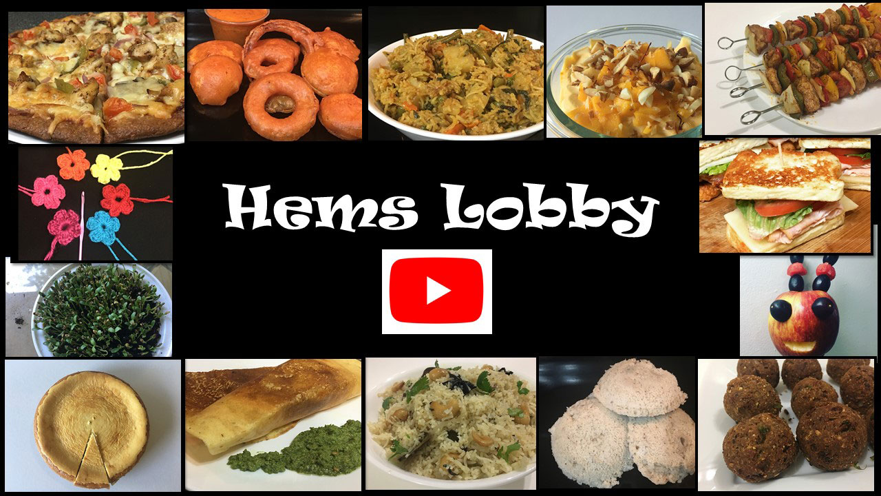 Hemslobby YouTube Channel